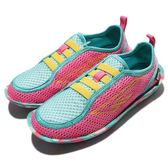 HI-TEC Zuuk II W 絲瓜鞋 二代 戶外專用品牌 粉紅 藍 輕量休閒鞋 女鞋 兩棲 運動鞋【PUMP306】 O006467077
