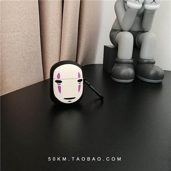 AirPods1/2代保護套動漫手辦蘋果無線耳機軟硅膠殼 東京戀歌