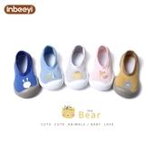 嬰兒地板襪春夏寶寶鞋襪軟底兒童學步鞋卡通防滑厚底春秋室內防掉