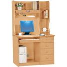 書桌 電腦桌 AM-238-1 3尺四抽...
