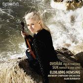 【停看聽音響唱片】【SACD】德佛札克、蘇克:小提琴協奏曲