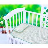 嬰兒床涼墊 寶寶涼蓆 竹炭三層涼墊 亞麻草蓆(不含枕頭) 嬰兒用品 JB00406 好娃娃