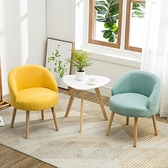 陽臺桌椅三件套組合現代簡約臥室歐式實木小茶幾沙發套裝椅子 - 古梵希