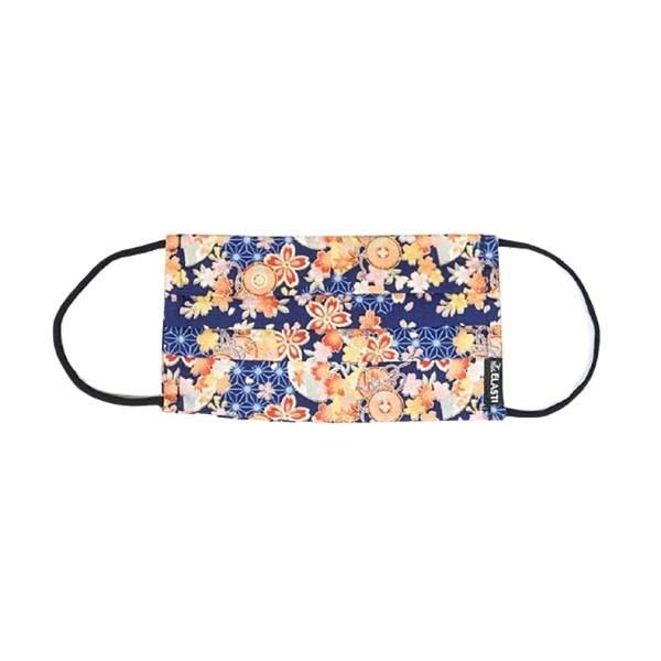 【南紡購物中心】Elasti日式和風口罩-清風臘梅