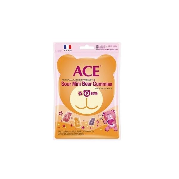 ACE - 酸熊Q水果軟糖 44g ( 法國製造 )