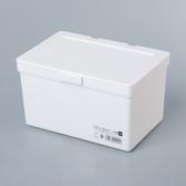日本製【Sanada】整理盒附蓋1.7L /L-8089W