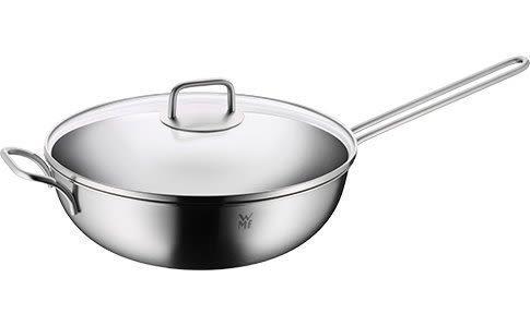WMF德國百年極致工藝頂級不鏽鋼多層炒鍋 (全聯點數換購)