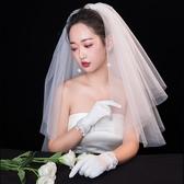 新娘結婚紗頭紗