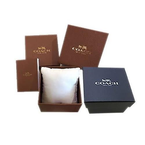 COACH 耀眼迷人時尚腕錶/白/14502464/28MM