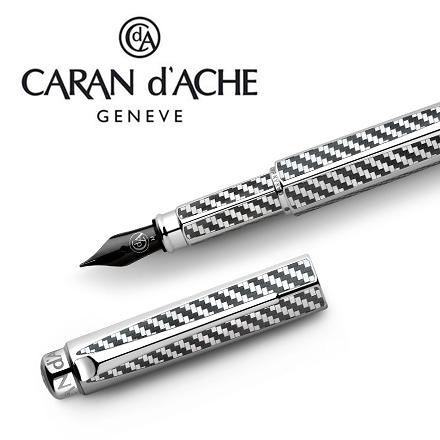 CARAN d'ACHE 瑞士卡達 RNX.316 幾何雷射鋼筆-B / 支