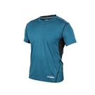 FIRESTAR 男機能緊身短袖上衣(慢跑 路跑 健身 重訓 T恤≡體院≡ N7910