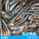 【台北魚市】澎湖生丁香魚 300g±10%