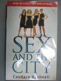 【書寶二手書T1/原文小說_OGM】Sex and The City 慾望城市_BUSHNELL