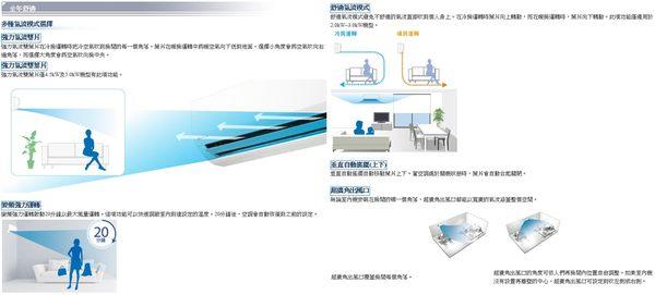 大金 DAIKIN 變頻冷暖 一對一分離式冷氣 經典系列 RHF50RVLT / FTHF50RVLT