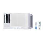 (含標準安裝)台灣三洋SANLUX變頻窗型冷氣8坪SA-L50VE1左吹