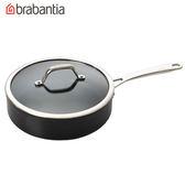 荷蘭BRABANTIA Tritanium 鈦系列24 公分單把平底鍋湯鍋