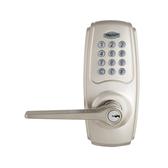 加安牌 按鍵式電子密碼水平鎖TKL-502P
