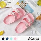 拖鞋 兒童防水拖鞋 MA女鞋 T8812