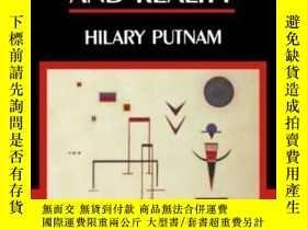 二手書博民逛書店Representation罕見And RealityY364682 Hilary Putnam A Brad