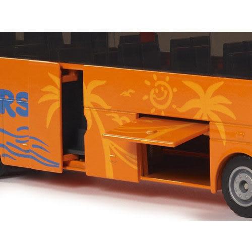 siku模型車 No.3738 賓士遊覽車Travego Reisebus