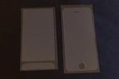 晶蔥膜手機螢幕保護貼膜 Apple iPhone 5/iPhone 5S/iPhone SE (二片裝/雙膜)