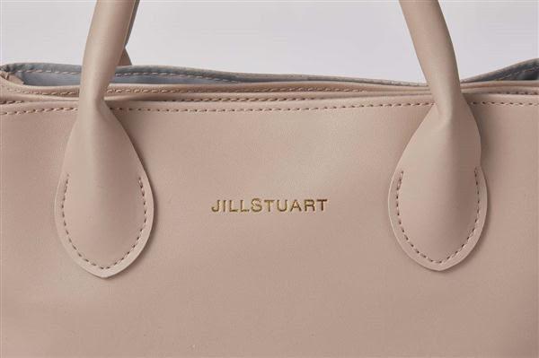 JILLSTUART 20週年紀念特刊:附肩背包(粉紅色)