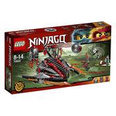 LEGO樂高 Ninjago忍者系列 赤蛇侵略號_LG70624