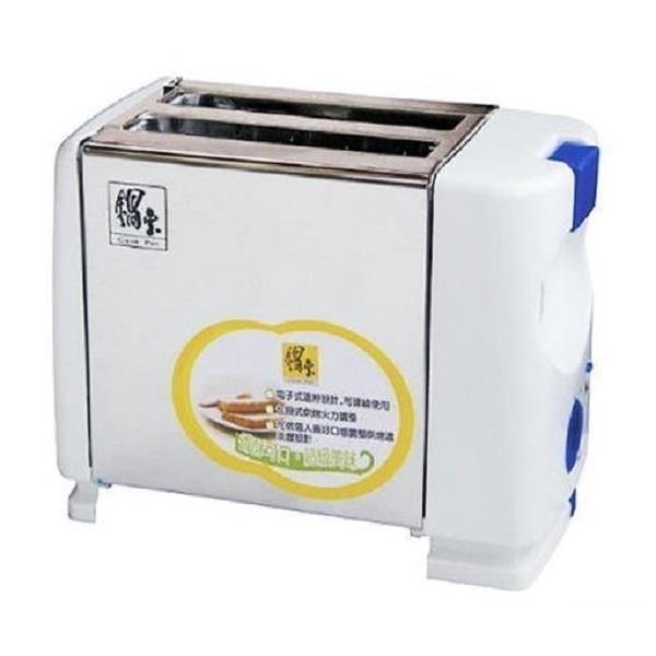 【南紡購物中心】鍋寶 OV-6280 不鏽鋼烤麵包機
