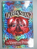 【書寶二手書T9/一般小說_MQF】The Vampire Prince (The Saga of Darren Sha