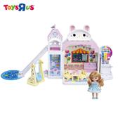 玩具反斗城 莉卡 Licca 莉卡歡樂兔兔幼稚園豪華組(附人偶)