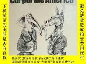 二手書博民逛書店美國政黨與選舉罕見Parties and Elections in Corporate America by Ho