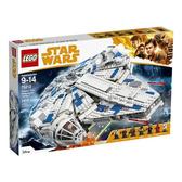 LEGO 樂高 Star Wars Solo: A Star Wars Story Kessel Run Millennium Falcon 75212 (1414 Piece)