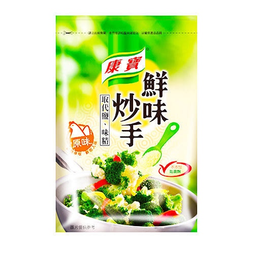 康寶鮮味炒手原味(補充包)500g【合迷雅好物超級商城】