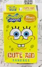 【震撼精品百貨】SpongeBob SquarePant海棉寶寶~可愛圖案OK蹦(18枚)-海綿寶寶#21640