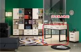 《凱耀家居》伊凡卡4尺書桌( 不含桌上架) 103-828-3