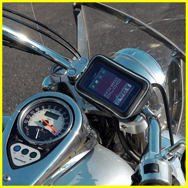 cuxI many jbubu gsr eMovIng ie125新勁戰將摩托車改裝導航架機車導航座手機支架摩托車導航架