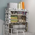 衣櫃 簡易實木衣櫃宿舍床上櫃子上下鋪收納櫃神器置物架衣櫥組裝【快速出貨】