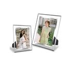 創意相框 沖印洗照片 水晶相框擺臺5 7 6 8 10寸七寸做成創意玻璃定制相片【快速出貨八折鉅惠】