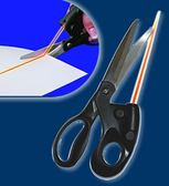 Laser Scissors 鐳射剪刀 家用神器 鐳射輔助定位剪刀