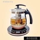 110V伏養生壺多功能煮茶器出口日本美國加拿大留學加厚玻璃燒水壺 洛小仙女鞋