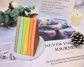 樂禾烘焙 三角彩虹蜂蜜蛋糕