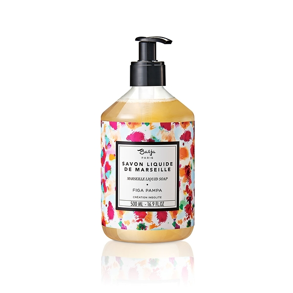 巴黎百嘉 費加洛婚禮 格拉斯液體馬賽皂 500ML 法系香氛沐浴露 BAJ1450010 Baija Paris