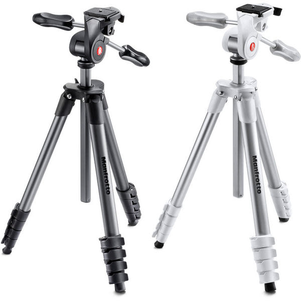 ◎相機專家◎ 全館免運 Manfrotto MKCOMPACTADV Compact Action 輕巧進階級腳架 正成公司貨