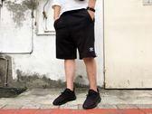 IMPACT Adidas Adidas 3-Stripes Shorts 黑 三線 三葉草 短褲 運動 DH5798