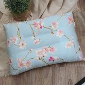 R.Q.POLO 南法花卉系列_梅花雨 可水洗靠墊午安枕