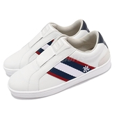 Royal elastics 休閒鞋 Bishop 白 藍 紅 女鞋 真皮 運動鞋 【ACS】 91712051