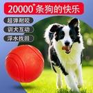 寵物玩具 狗狗玩具球耐咬幼犬實心球大型犬馬犬磨牙彈力球寵物狗訓練