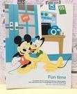 【震撼精品百貨】Micky Mouse_米奇/米妮 ~26孔資料夾~米奇&布魯托#18964