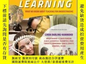 二手書博民逛書店Powerful罕見Learning: What We Know About Teaching for Under