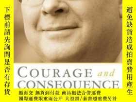 二手書博民逛書店Courage罕見And ConsequenceY364682 Karl Rove Threshold Edi